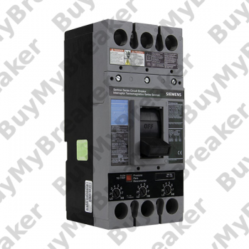 Siemens FXD63B100 100 Amp Type FXD6-A Circuit Breaker